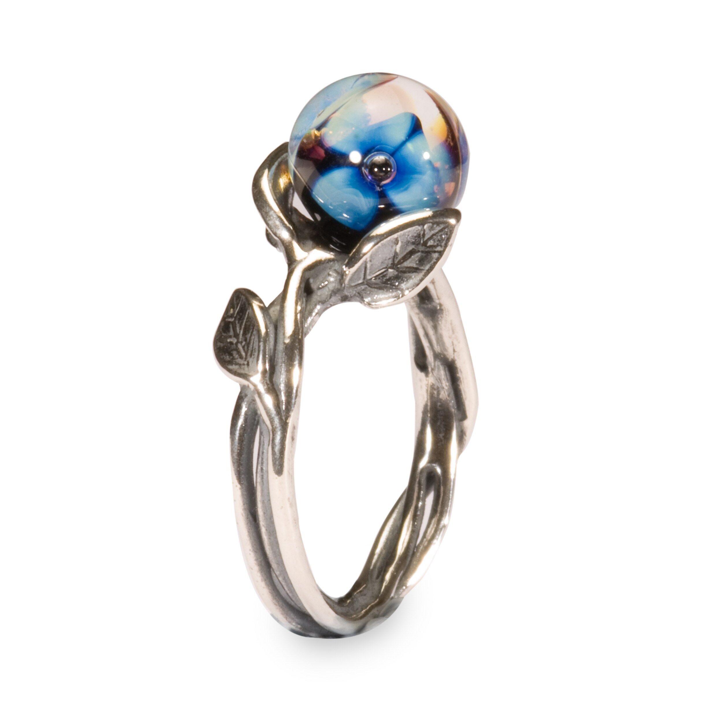 Inel Floare Albastră