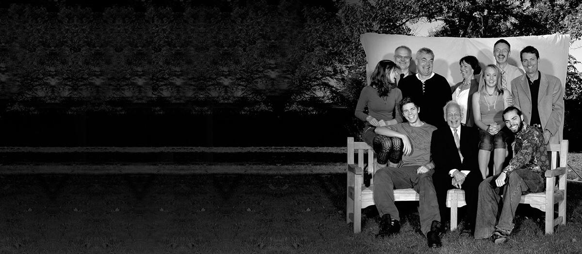 The Nielsen-Aagaard Family