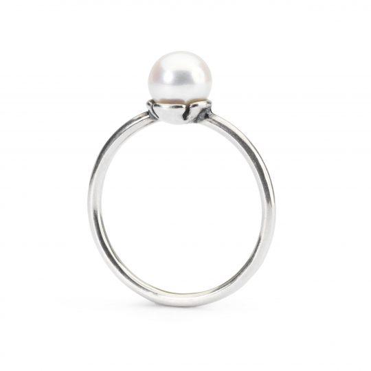 Inel Perlă Delicată